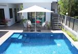Location vacances Cha-am - Pudpichaya Pool Villa-2