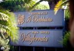 Hôtel Castel Gandolfo - Park Hotel Villaferrata-2
