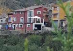 Location vacances Aragon - Apartamentos Rurales Camino del Cid-1