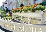 Hôtel Hanovre - Hotel Alpha-1