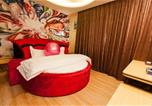 Hôtel Changsha - Thank Inn Plus Hotel Hunan Changsha Yuhua District People's Middle Road-3