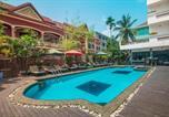 Location vacances Siem Reap - Mekong Angkor Palace Inn-1