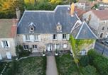 Hôtel Pontgibaud - La Bromontoise Chambres d'Hôtes-3