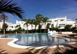 Location vacances Vera - Apartamento Venavera Playa Mimosas-1