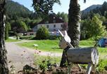 Camping avec Site nature Saulxures-sur-Moselotte - Domaine Du Haut Des Bluches-3