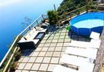 Location vacances Conca dei Marini - Villa Turquoise over Conca dei Marini-1