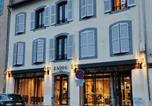 Hôtel Vitrac - Hôtel Zadig-4