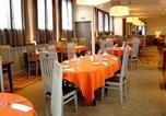 Hôtel 4 étoiles Le Rheu - Logis Hotel, restaurant et spa Le Relais De Broceliande-2