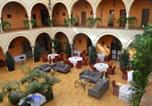 Hôtel Huelva - Hacienda Montija Hotel-4