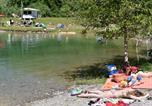 Camping Lathuile - Camping L'Ile du Cheran-2