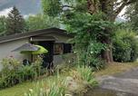 Camping avec Site nature Saligos - Camping Le Hounta-2