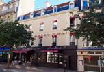 Hôtel Dijon - Hôtel Chateaubriand-2