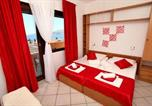 Hôtel Trogir - Pansion Rozi-4