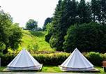 Camping avec Hébergements insolites Eppe-Sauvage - Cabania - Ecocamp des Ardennes-1