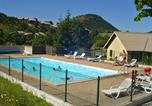 Camping Saint-Marcellin - Camping Les 4 saisons