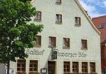 Location vacances Neumarkt in der Oberpfalz - Gasthof Schwarzer Bär-1