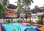 Hôtel Candolim - Grande Ave Maria Resort-2