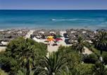 Hôtel Hammamet - The Orangers Beach Resort and Bungalows-3