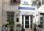 Hôtel Bord de mer de Cerbère - Hotel Restaurant Les Paquebots-1
