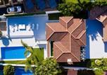Location vacances Benalmádena - Sunny Camelia Villa Heated pool-4