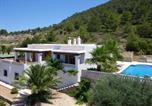 Location vacances Sant Josep de sa Talaia - Cozy Villa in Ibiza with swimming pool.-2