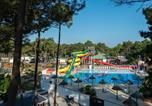 Camping avec Piscine couverte / chauffée Saint-Palais-sur-Mer - Tour Opérateur et particuliers sur camping Bonne Anse - Funpass non inclus-1