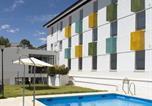 Hôtel Fuentes de Andalucía - Albergue Inturjoven Constantina-4
