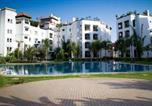 Location vacances Agadir - Appartement Luxe Marina Agadir-1