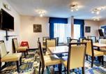 Hôtel Meridian - Comfort Inn Meridian-4