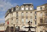 Hôtel Bordeaux - Cœur de City Hôtel Bordeaux Clémenceau by Happyculture-2