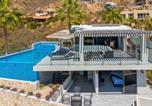 Location vacances Cabo San Lucas - 4br 5ba 2 swimming pools Ocean view Villa Nazar close to beach-1
