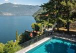 Location vacances Laglio - Cozy apartment, park and pool overlooking the lake! 15 km to Bellagio, 15 km to Como!-1