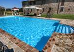 Location vacances Todi - Alluring Mansion in Todi Pg with Swimming Pool-2