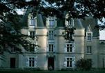 Hôtel Vouillé - Hotel The Originals Château de Perigny-2