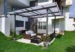 Location vacances San José - Mansion with Private Pool in Escazu 5br/4.5ba-4