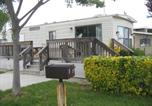 Villages vacances Calistoga - Lake Minden Camping Resort Cabin 5-2