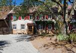 Hôtel Territoire-de-Belfort - Le jardin des gouttes-1
