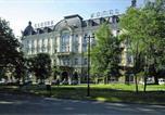 Hôtel Černice - Hotel Slovan Plzeň-1