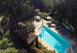 Location vacances Salviac - Modern Holiday Home in Besse with Swimming Pool-4