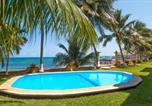Location vacances Isla Mujeres - Peaceful & Confortable Oceanfront Studio-4