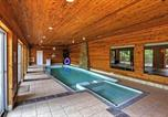 Location vacances Branson - Grand Home with Indoor Pool & Basketball Court & View-2