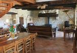 Location vacances Cajarc - Gîte Martiel, 5 pièces, 10 personnes - Fr-1-601-336-2
