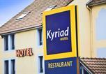 Hôtel Muidorge - Kyriad Beauvais Sud-2