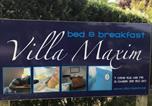 Hôtel La Panne - Villa Maxim-4