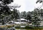 Location vacances Siles - La cabaña del lago. Parque Natural del Río Mundo-2