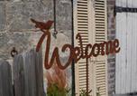 Location vacances Lhomme - Gîte de Charme La Borde aux Moines-2