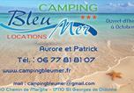 Camping avec Piscine couverte / chauffée Saint-Georges-de-Didonne - Camping Bleu Mer-2