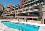 Location vacances Roquetas de Mar - Apartamentos Golf Ikebana Ii-1