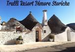 Location vacances Alberobello - Trulli Resort Dimore Storiche-1