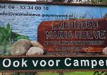 Camping Groningue - Natuurkampeerterrein Mariahoeve-4
